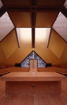 Mario Botta Architetto - Church in Seriate,, Italy