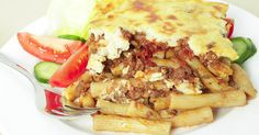 This Greek Comfort Casserole Is Just What You Need To Lift Your Spirits. (Pastitsio)