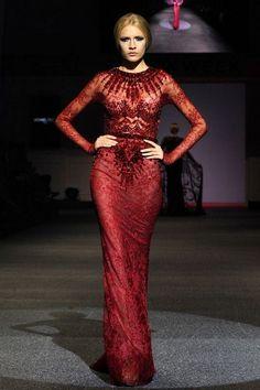 Amazing dresses by Michael Cinco Glamsugar.com Michael Cinco 2013