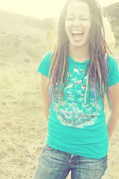 I've kinda developed an appreciation for dreadlocks lately..If done well and on the right person!