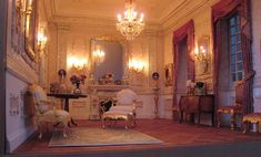 Rococo, Carousel, Fair Grounds, Miniatures, Travel, Voyage, Viajes, Traveling, Carousels