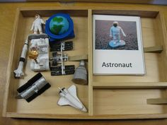 What a neat idea! Learning about space! #earlyed #science