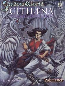 Gethaena underearth Emer for Shadow World by Iron Crown Enterprises