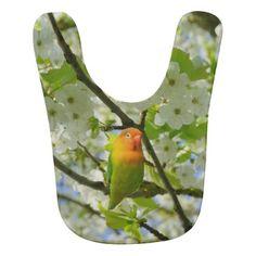#Fischer's Lovebird Bib - #Petgifts #Pet #Gifts #giftideas #giftidea #petlovers