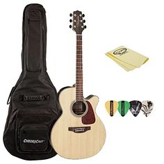 Takamine GN93CE-KIT-1 Nex Cutaway Acoustic-Electric Guitar * Click on the image for additional details.