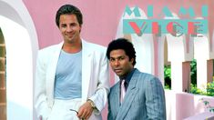"""The MTV-friendly TV series Miami Vice makes its debut with an episode featuring the Phil Collins song """"In The Air Tonight. Don Johnson, Miami Vice, Top Billboard, In The Air Tonight, History Page, Florida, Phil Collins, Music Licensing, Denzel Washington"""