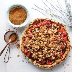 Finish off your festive feast with one of our fabulous Christmas desserts. These are undoubtedly the only recipes you'll need this Christmas. Christmas Trifle, Christmas Pudding, Christmas Desserts, Easy Pie Recipes, Baking Recipes, Coconut Biscuits, Springform Cake Tin, Caramel Tart, Pie Crumble
