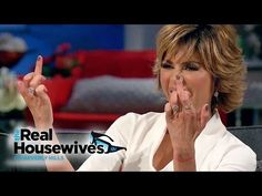 Lisa Rinna Defends Her Hair // The Real Housewives of Beverly Hills // Season 5 - YouTube