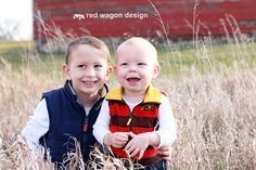 sweet #brother moment.  #childrensphotography #redwagondesign    www.red-wagon-design.com