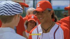 "Let's go back. Here they are, having casual non-flirtatious banter at the beginning. Notice the way Chad checks out Ryan. | Here's One Thing You Never Noticed About ""High School Musical 2"""