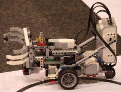 Lego MindStorms EV3 RoboCup Junior Open Rescue Robot Australian Nationals 2014