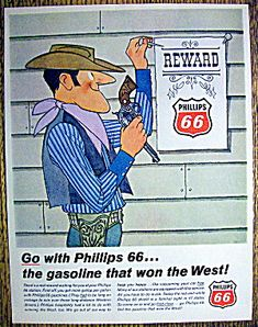 Laptopo 1966 PHILLIPS 66 GAS /& OIL Vintage Look REPLICA METAL SIGN COWBOY HORSE CAR