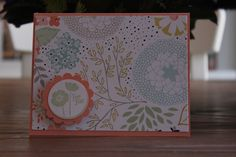 Stampin' Up! For You Card