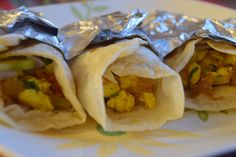 Who needs takeout when you can make these Paneer Kati Rolls so easily at home? Indian Food Recipes, Ethnic Recipes, Tortilla Wraps, Chips And Salsa, Flour Tortillas, Kids Meals, Good Food, Rolls, Weeknight Dinners