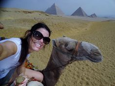 Fotografía: Sandra Rastelli - Pirámides Sandro, Camel, Horses, Animals, Sphynx, Egypt, Animales, Animaux, Camels