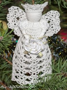 Christmas angel patterns are a great way to kick off the holiday season.