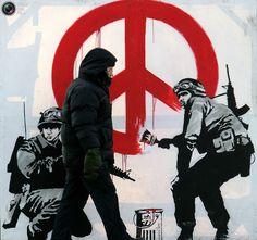 El Mejor Post de Banksy ! - Arte Urbano - Taringa!