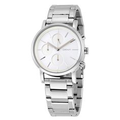 30bea666e1a Soho Silver Dial Stainless Steel Ladies Watch