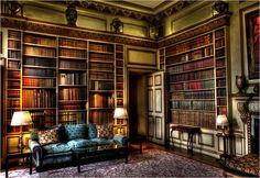 Leeds Castle Library