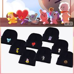 BTS Bangtan Boys Casual Adjustable Hat,SUGA V J JUNG Jimin Baseball Cap