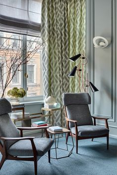 Home Inspiration Ideas » How to furnish an apartment with mid century modern lighting