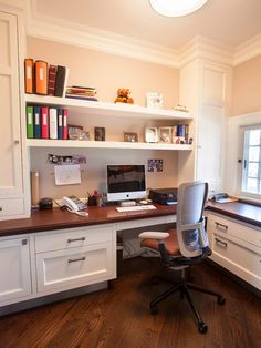 Rustic Home Office Design Ideas. Thus, the demand for house offices.Whether you are intending on including a home office or refurbishing an old room right into one, below are some brilliant home office design ideas to assist you get going. Mesa Home Office, Cozy Home Office, Home Office Space, Home Office Desks, Home Office Furniture, Small Office, Furniture Ideas, Office Spaces, Home Office Cabinets