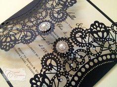 Great Gatsby Wedding Invitation Templates Gatsby Wedding ...