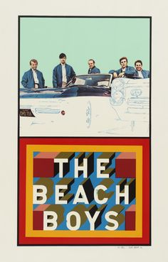 Peter Blake The Beach Boys