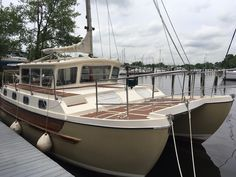 1978 Fairways Catfisher 28 Sail Boat in NJ