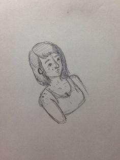 Casual doodles pt. 2 (graphite)