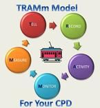 The TRAMm Model for Continuing Professional Development website
