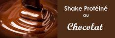 Shakes protéinées