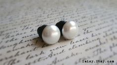 Bridal Plugs for Gauged Ears sizes 00g 0g 2g by BeautyInDarkness, $24.99