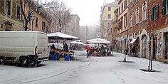 13 febbraio 2010, neve al Pigneto