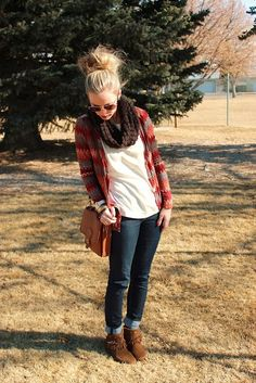 fall. love the everything about this from head to toe!