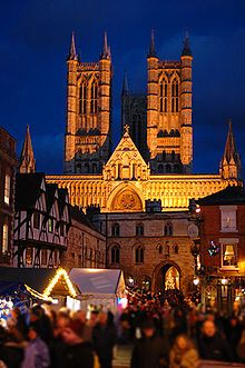Attend the Lincoln Christmas Market - for 3 Christmases - the best market I've been too (and I now live in Germany - home of the Weihnachtsmärkte!)
