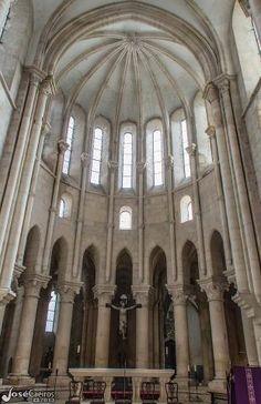 Mosteiro de Alcobaça. Portugal