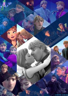 "Disney Meme: Couples Frozen↳ Kristoff and Anna  ""Wait, you got engaged to someone you just met that day?"""