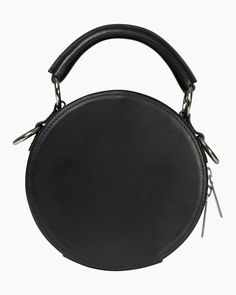 lahja bag Marimekko Bag, Round Bag, Italian Leather, Sale Items, Bag Accessories, Leather Bag, Shoulder Strap, Unisex, Handle