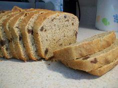 Big Batch Whole Wheat Raisin Bread