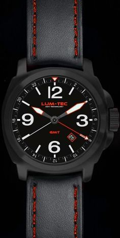 Men's Wrist Watches - LumTec M59 Luminous Swiss Quartz Mens Watch * You can get more details by clicking on the image.