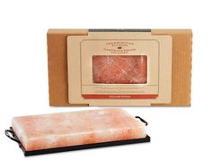 Yes, thank you Debbie!  Himalayan Salt Plate with Holder #williamssonoma