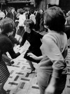 The Twist, London, 1962 - Dmitri Kasterine