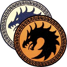 Ender's Game Dragon Army Uniform Patch. I NEED!!