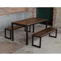 Elan Furniture Loft 3 Piece Dining Set | AllModern