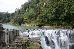 10 Beautiful Shifen Waterfall In Taiwan   I love Travelling