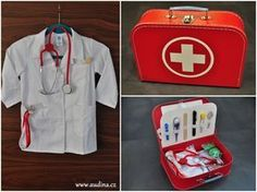 Lékařský kufřík pro děti