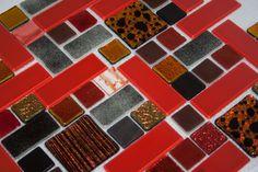 Tile Mood: Spring Time  Http://www.susanjablon.com/spring Time Colorful Glass Tile.html  #susanjablon #tile #tiles #design #designer #designideas #u2026