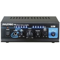 Pyle Pta4 480w Professional Mini Table Top Amplifier Amp by Pyle. $90.88. Description:The future of computer connectivity is here with mini-USB cables from Cables To Go. These fully rated universal serial bus cables provide transfer rates up to 480Mbps, depending on USB version, and easily attach to any mini-USB device. Mini USB cables are designed to connect from your USB port on Hub, PC or Mac to your USB device, including cellular phones and PDAs. Foil and b...