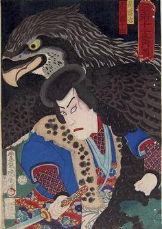Kunichika, Magic in the Twelve Signs of the Zodiac-Kunichika, Magic in the…